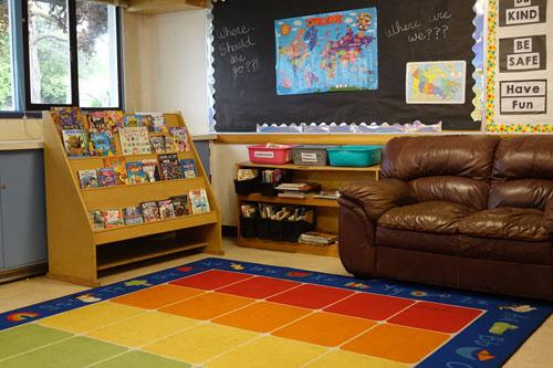 James Bay Community Centre Child Care Centre
