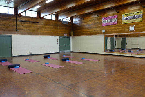 James Bay Community Centre Activity Room