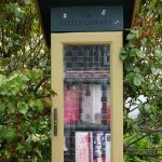 Government Street Little Library. Photography by Adele J. Haft, adelehaft@gmail.com