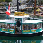 Harbour Ferry. Photography by Adele J. Haft, adelehaft@gmail.com